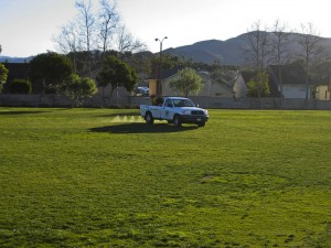 kastle kare, truck, spraying weeds, lawn, plant disease, camarillo