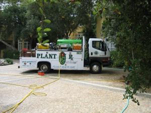 Pest Control, Plant Disease, Truck